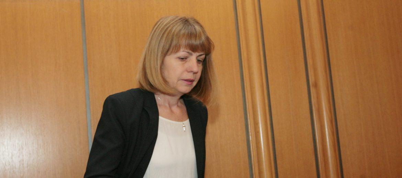 Йорданка Фандъкова снимка: БГНЕС