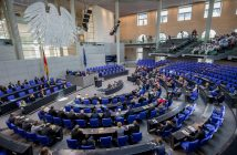 German Parliament debates safe countries