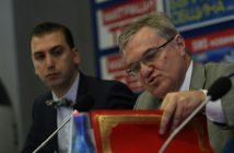 Драгомир Стефанов и Румен Петков снимка: БГНЕС