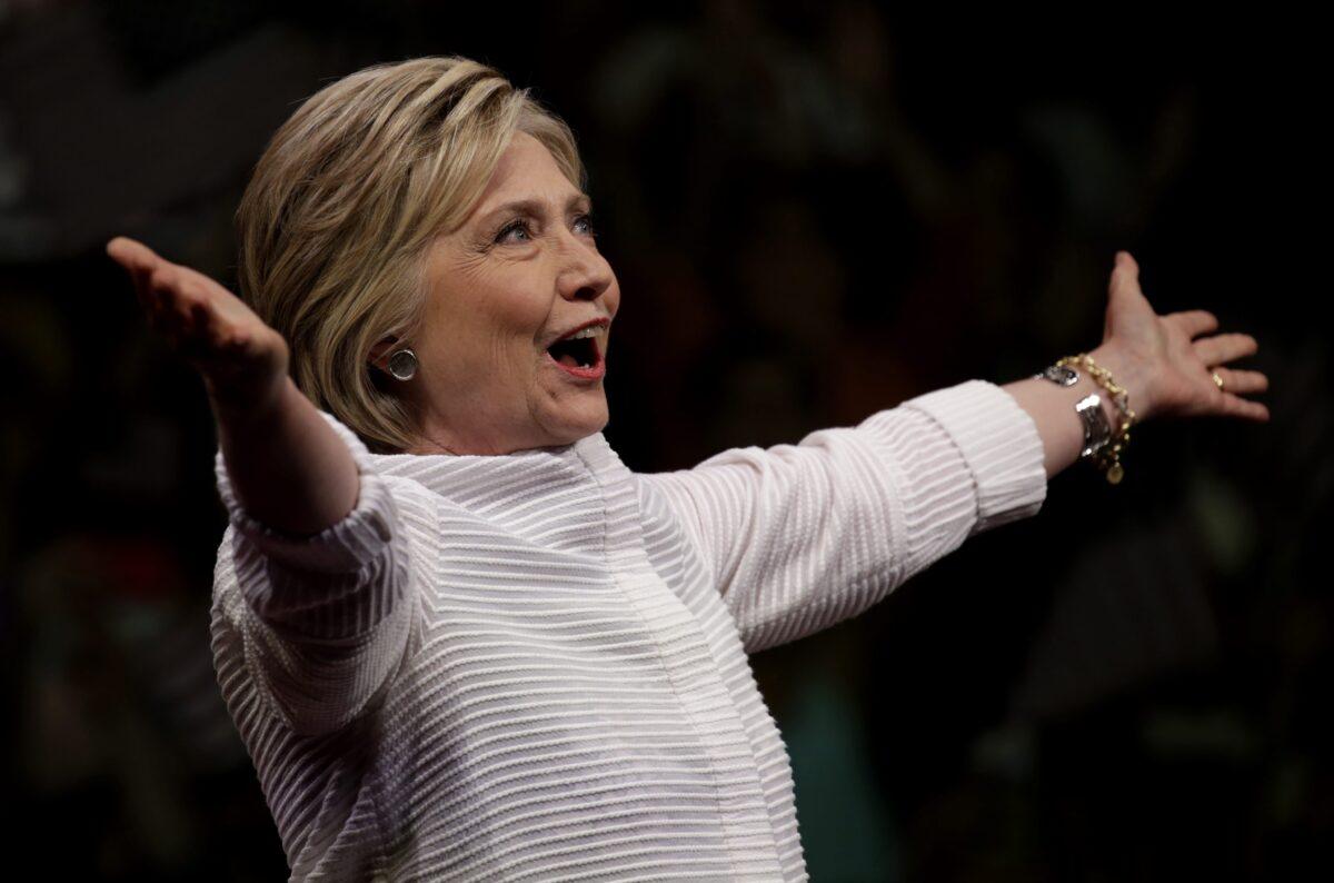 Хилъри Клинтън снимка: БГНЕС
