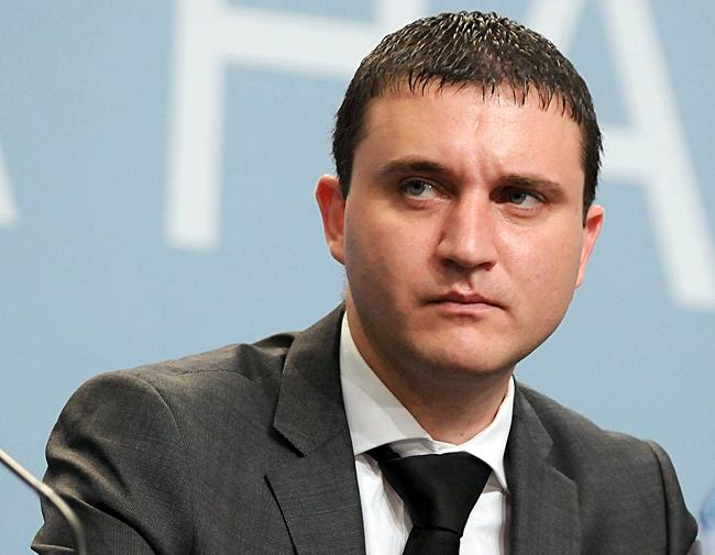 Владислав Горанов, министър на финансите снимка: БГНЕС