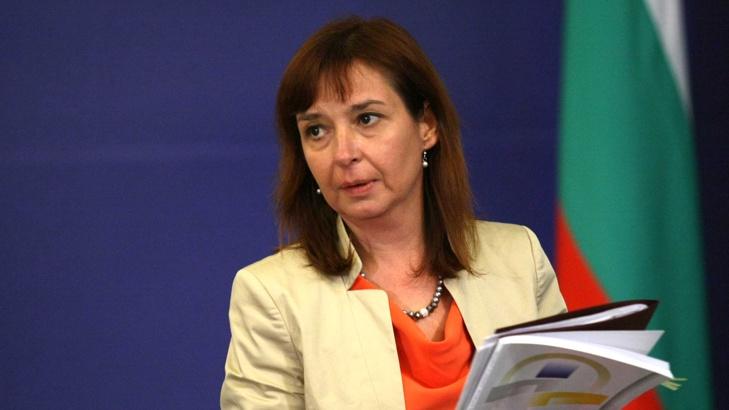 Зорница Русинова,  снимка: БГНЕС
