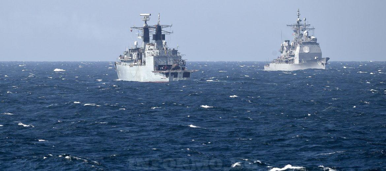 флотилия кораби нато