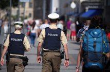 полиция, мюнхен, германия