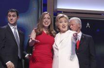 Хилари Клинтън и Челси Клинтън, снимка: БГНЕС