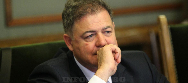 Николай Ненчев снимка: БГНЕС