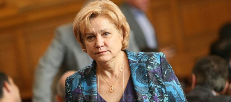 Менда Стоянова Снимка: БГНЕС