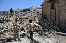 Алепо, Сирия снимка: ЕПА/БГНЕС