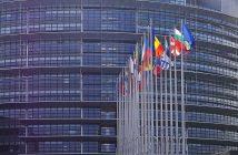 ЕП, европейски парламент, знамена