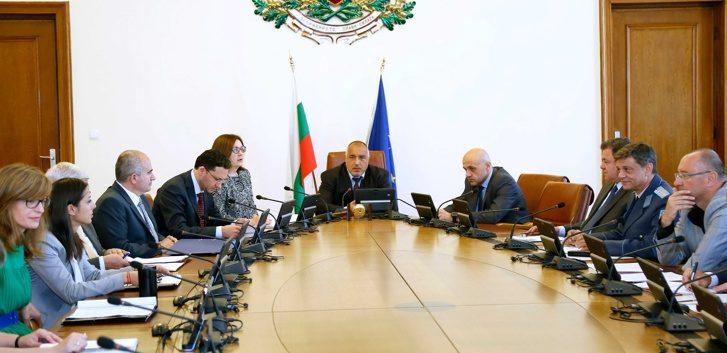 Министерски съвет, снимка: БГНЕС