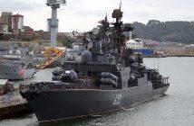 русия, флот, учение