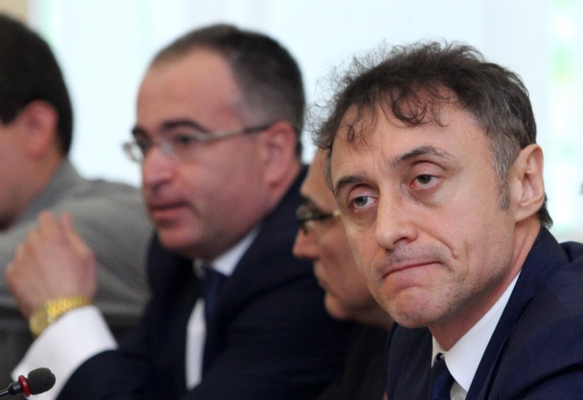 владимир владимиров изпълнителен директор на бдж