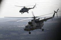 руски хеликоптери