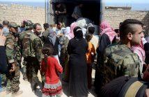 бежанци алепо сирия война