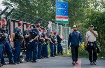 Унгария, граница