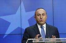Мевлют Чавушоглу, външен министър на Турция, снимка: БГНЕС