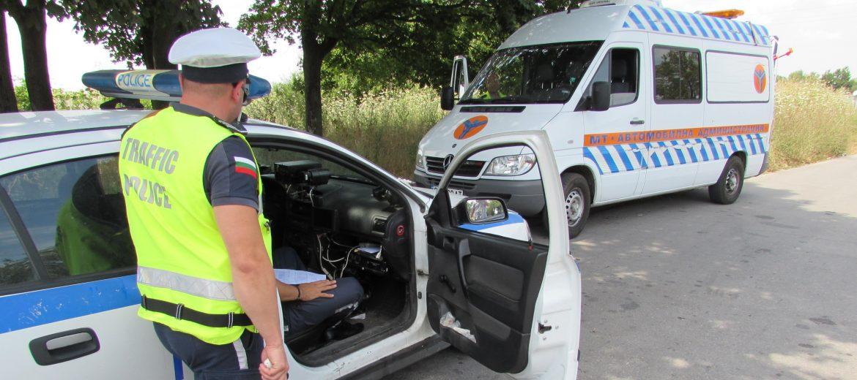 Пътна полиция, ДАИ, проверка