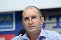 Ген. Румен Радев снимка: БГНЕС