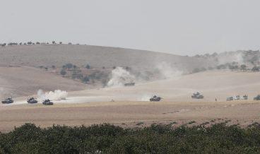 Турция, операция, Сирия