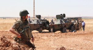 Турска армия, Сирия