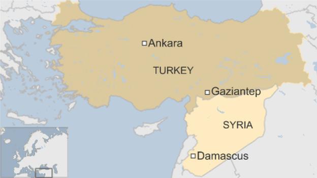 Карта: BBC
