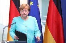 Ангела Меркел Снимка: ДПА