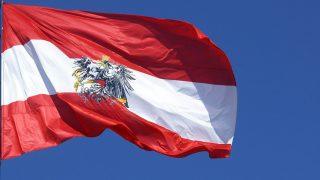 Австрия флаг знаме