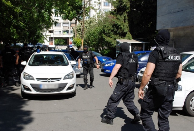 полиция, акция, Слънчев бряг