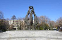 Паметникът на Съединението - Пловдив