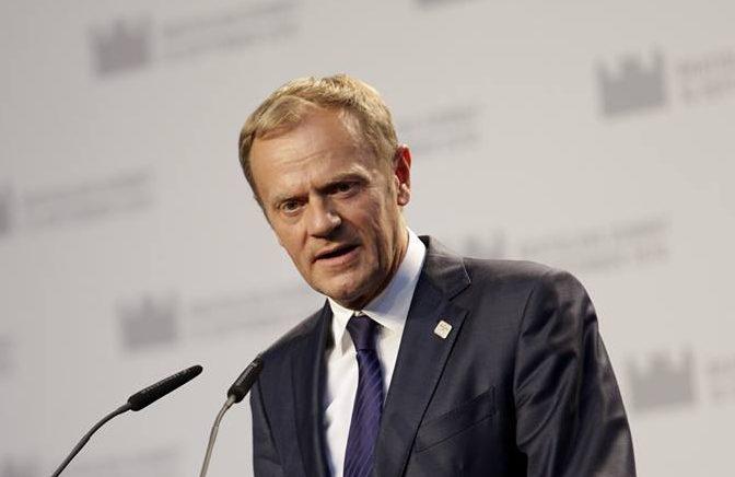 Доналд Туск Снимка: Пресцентър на Съвета на ЕС
