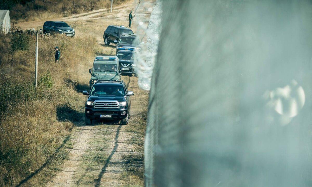 ограда граница патрул охрана