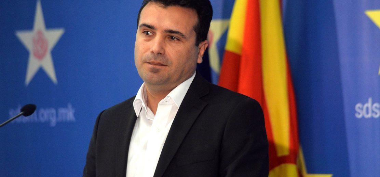 Зоран Заев, снимка: вечер.мк