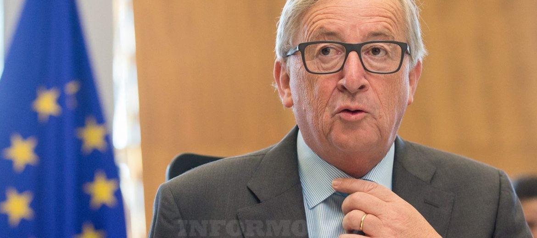 Жан-Клод Юнкер, Председател/Президент на Европейската комисия Снимка: The Guardian