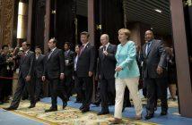 меркел г20
