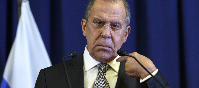 Сергей Лавров, външен министър на Русия, снимка: ЕПА/БГНЕС
