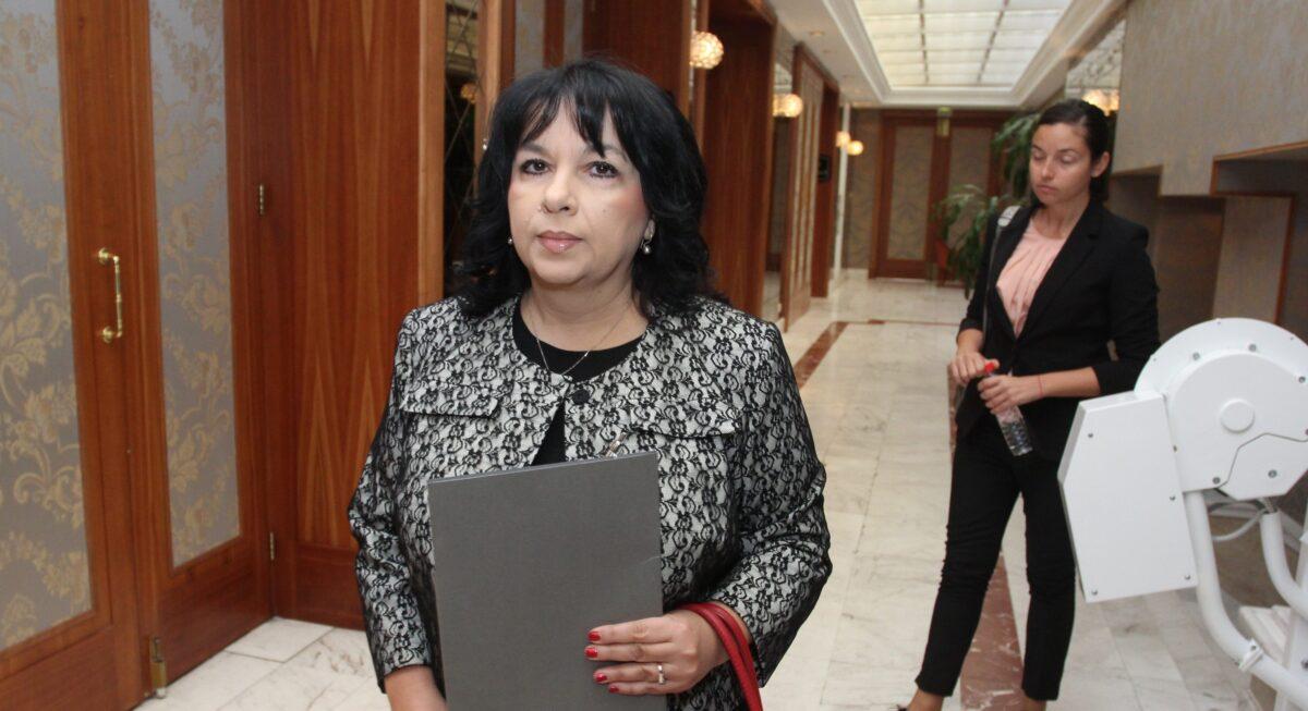 Теменужка Петкова, снимка: БГНЕС