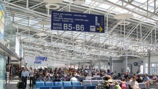 Киев, летище