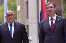 Бойко Борисов и Александър Вучич, снимка: БГНЕС