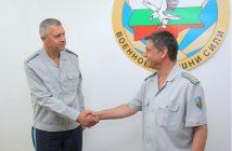 Генерал-майор Цанко Стойков, снимка: МО