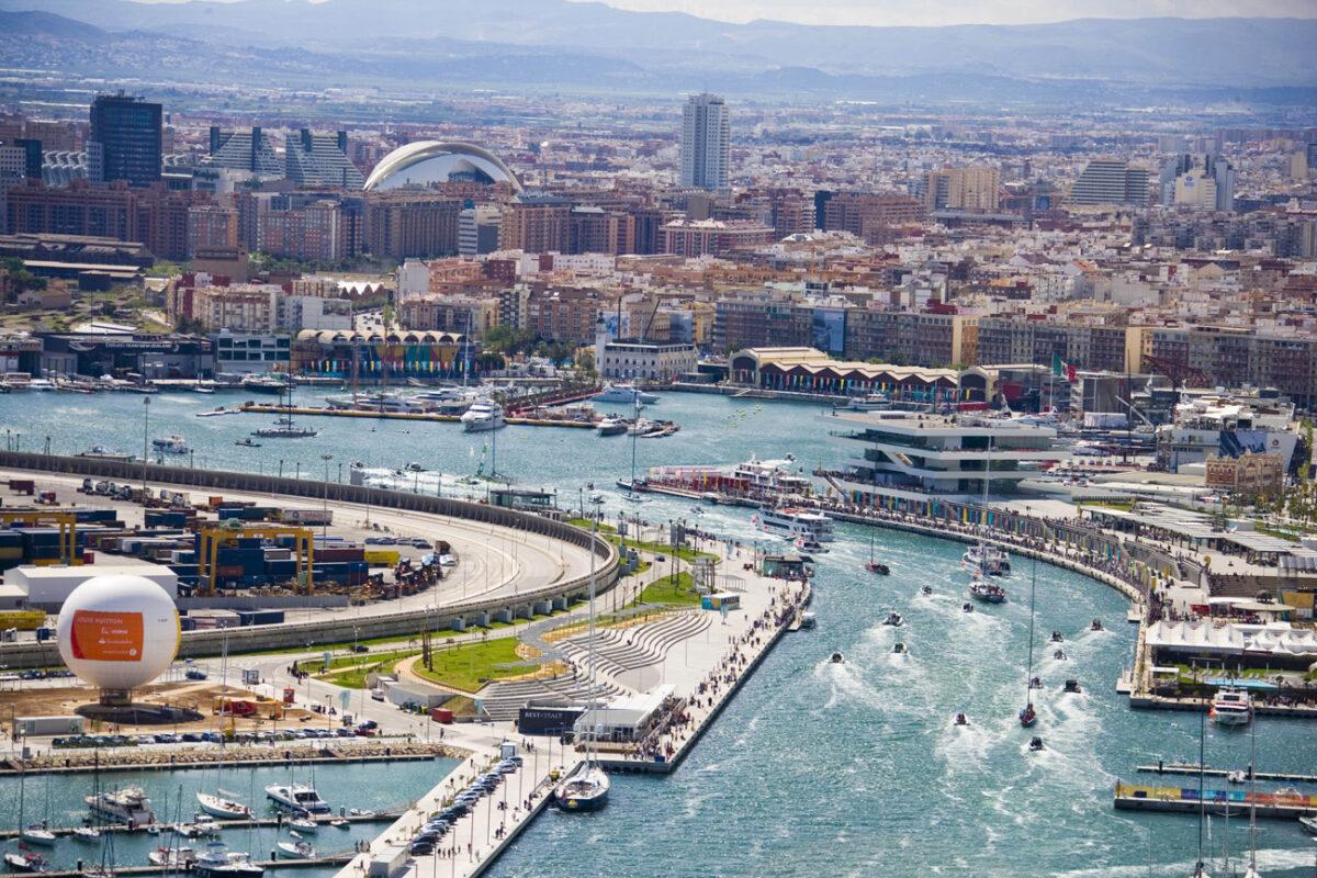 Валенсия, Испания снимка:Carlo Borlenghi