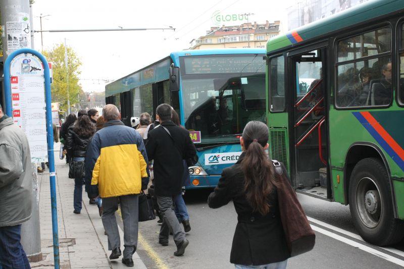 спирка, автобуси, софия