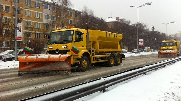 снегорини, София