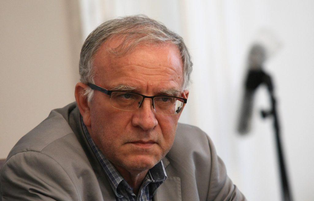 Цветозар Томов, говорител на ЦИК снимка: БГНЕС