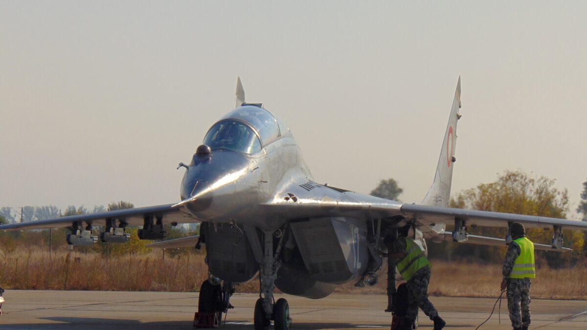 МиГ-29, ВВС