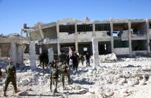 Алепо, Сирия