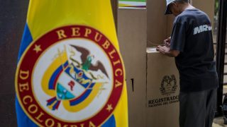 Колумбия, референдум, ФАРК