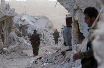 Алепо, Сирия снимка: ЕРА/БГНЕС