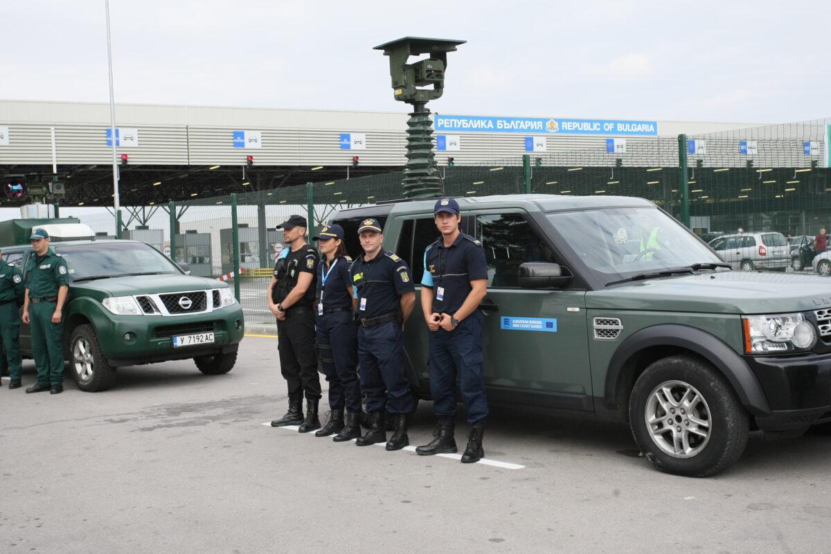 Гранична полиция, фронтекс