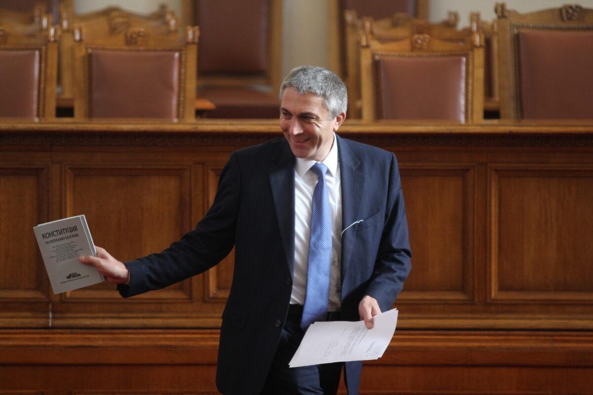 Мустафа Карадайъ, председател на ДПС снимка: БГНЕС