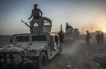 Ирак, Сирия, войници